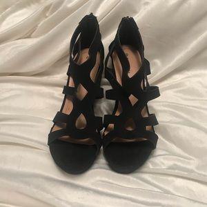 Open Toe Strappy Platform Wedge Sandals (10)